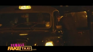 Grent debutante tricked the taxi driver because she just wanted to be forced in her kinky buffering pants